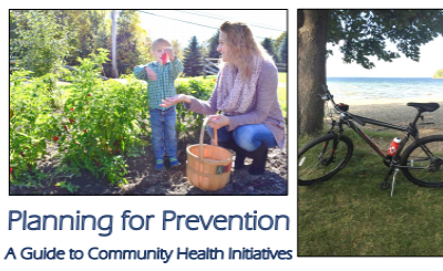 "Northwest Regional Planning and Franklin County Caring Communities release ""Planning for Prevention"""